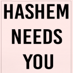 Hashem Needs You eBook sq