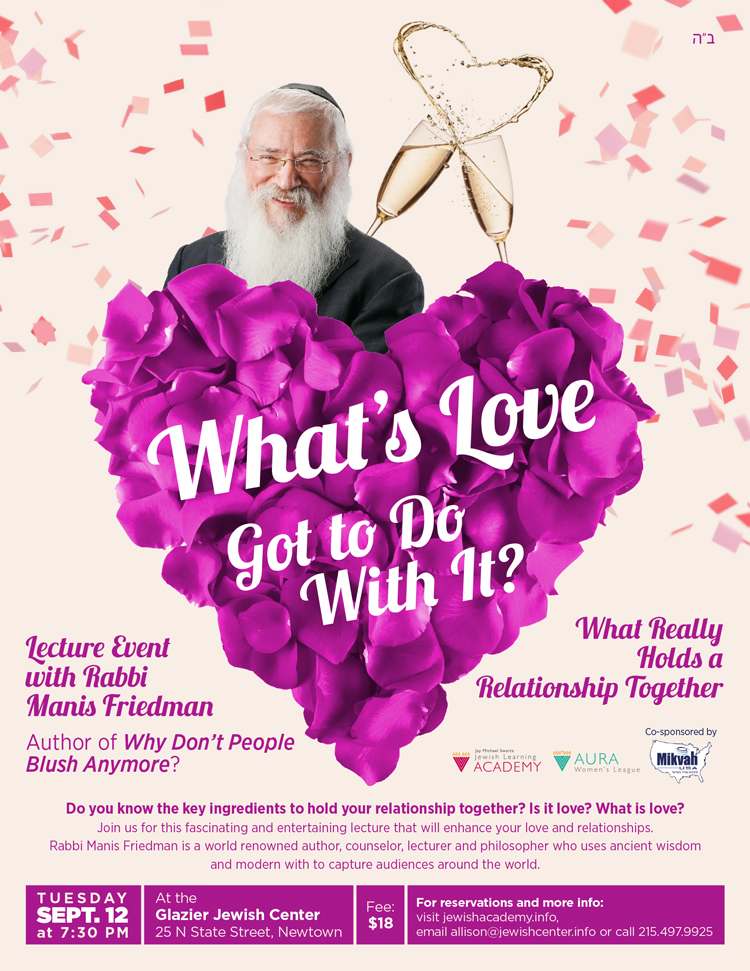 bucks county jewish singles Welcome to congregation beth el we hope you'll join us for these upcoming events congregation beth el of bucks county 375 stony hill road yardley, pa 19067.
